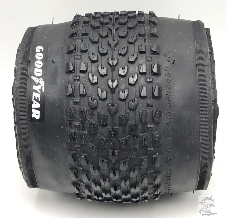 "Goodyear 27.5"" x 1.75, 2.125 Folding Bicycle Tire All Terrain Bike NEW"