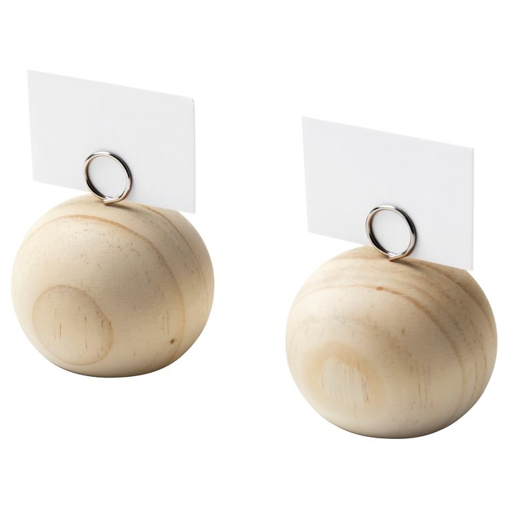 IKEA - VINTER 2016, Place card stand