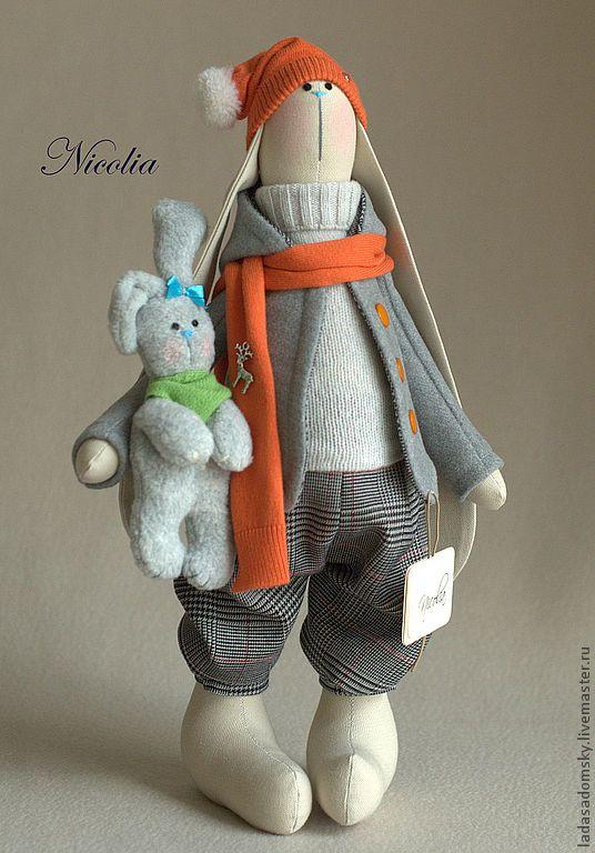 Hare-Boy Nicolia