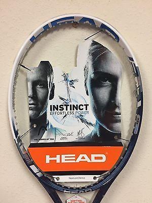 Head Instinct MP Tennis Racquet Grip Size 4 3/8
