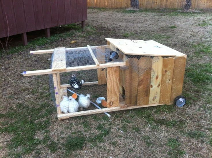 Small Tractor Shelters : Best images about chicken tractors on pinterest a