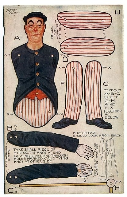 Paper Doll, The Paper Collector
