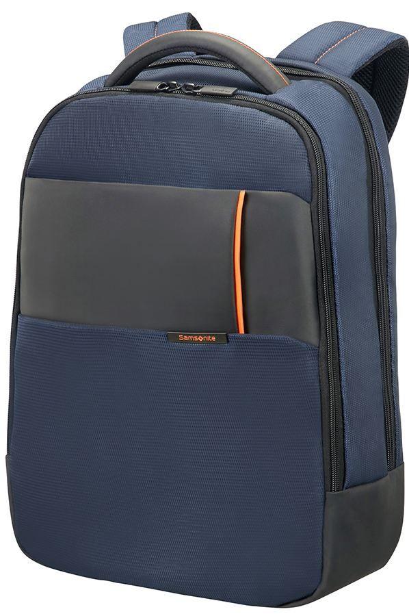 "15.6"" Qibyte Notebook Sırt Çantası Mavi"