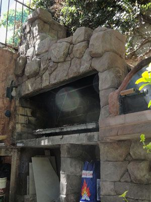 diseo y realizacin de varios espacios del patio a reformar mosaico