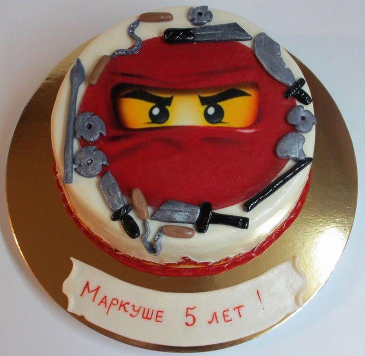 День рождения в стиле Lego Ninjago - Новый год, дни рождения - праздники и подарки - Babyblog.ru