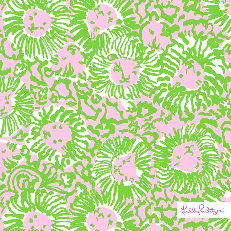 Lilly Pulitzer Spring '14- Sunnyside Print
