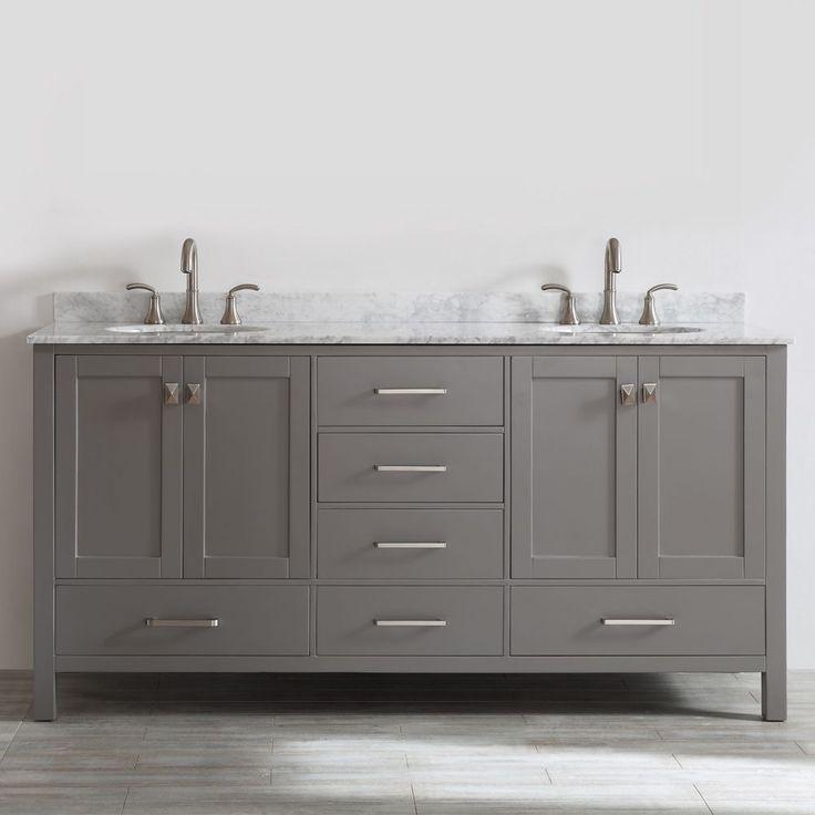 Double Sinks, Double Sink Bathroom And Master Bath