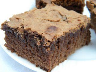 Sarokkonyha: Krémes, csokis brownie