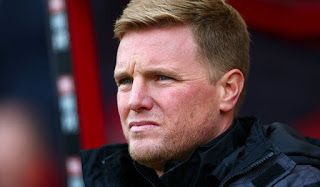 Fern Mc Costigan: Eddie Howe Fulfilling his Goals at AFC Bournemouth...