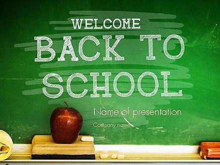 http://www.pptstar.com/powerpoint/template/school-chalkboard/ School Chalkboard Presentation Template