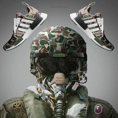 http://SneakersCartel.com Cop or Drop?  Bape x Adidas NMD   Release Date: 11.26.16  Retail... #sneakers #shoes #kicks #jordan #lebron #nba #nike #adidas #reebok #airjordan #sneakerhead #fashion #sneakerscartel