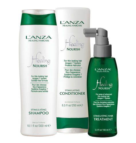 Σύστημα για αντιμετώπιση της αραίωσης των μαλλιών.