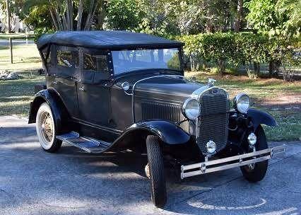 1930 Ford Model A Briggs 35b