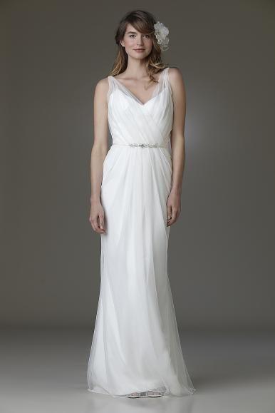 Amy Kuschel Ashbury Wedding Dress
