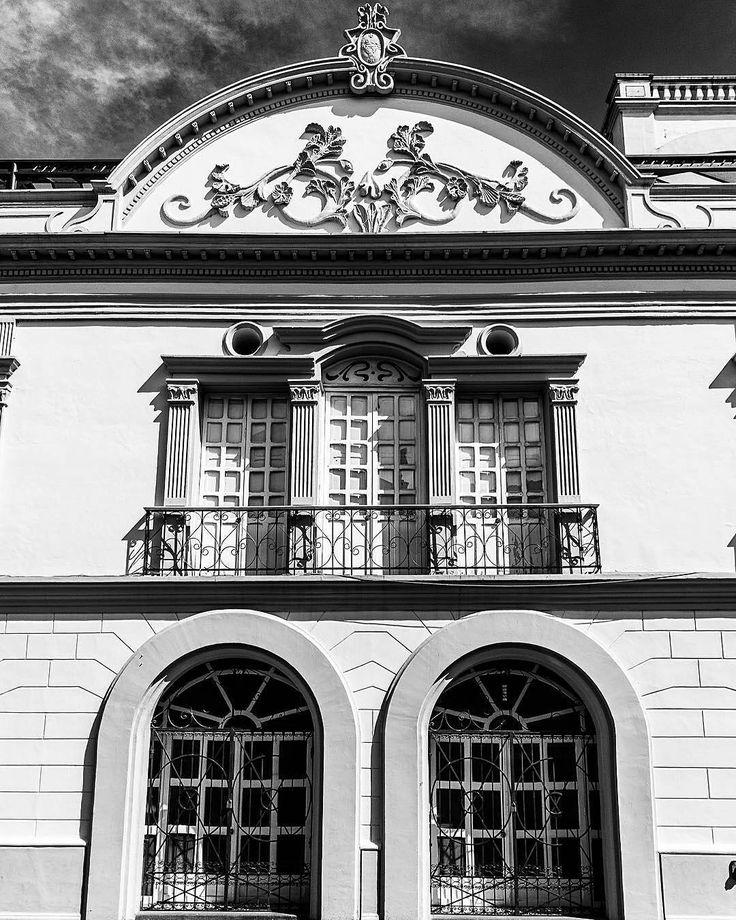 Teatro Municipal Guillermo Valencia en #PopayánCO  Ph: @jcm113  #ciudadblanca #photography #photo #capture