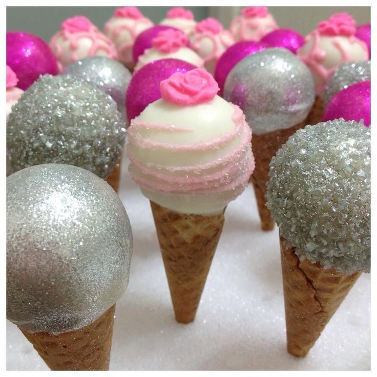 Decorating Cake Pops With Glitter : 25+ best ideas about Glitter cake pops on Pinterest Pink ...