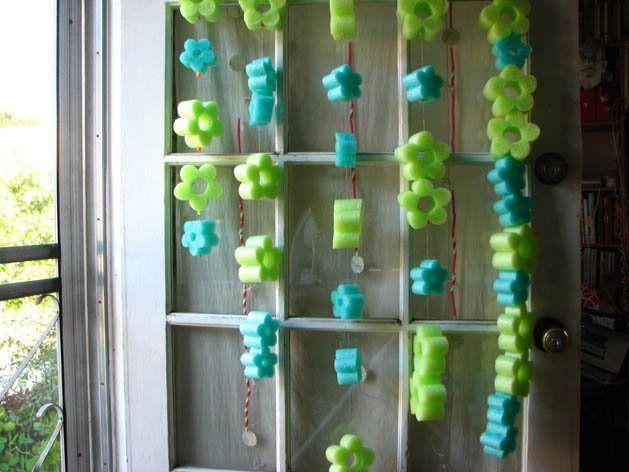 No Solo DIY: 20 Mejores ideas para hacer con churros de agua