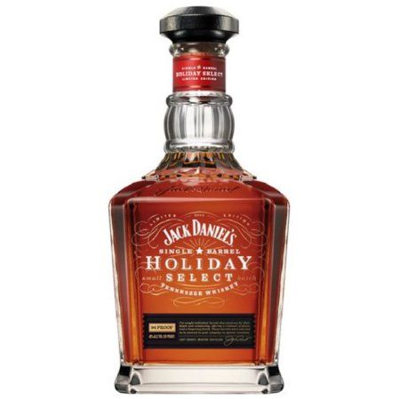 Jack Daniel's Holiday Select Single Barrel Tennessee Whiskey, 750mL