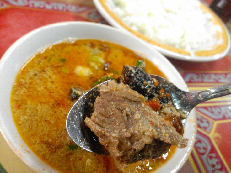 Sop Saudara #Makassar #food #traditional #delicious #indonesia