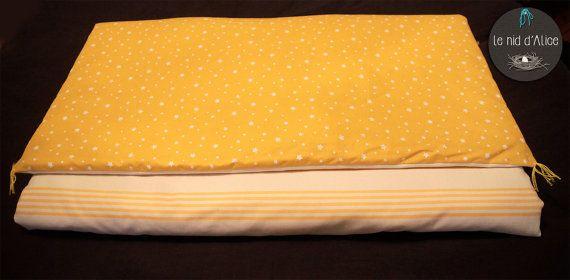 Edredon couvre-lit courtepointe dessus de lit en par LeNiddAlice