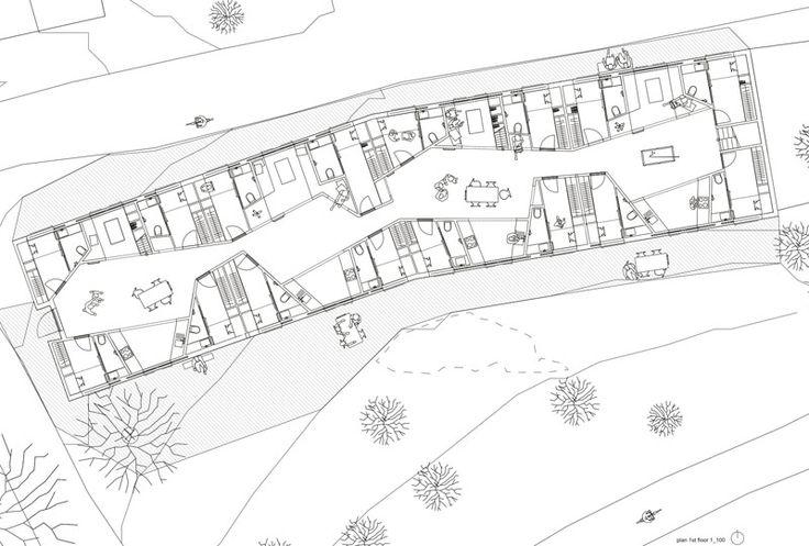 architec on pinterest architects architectural models and Plant Maori Architecture Architecture 01 Norway Sanden Floor Plans Arc02 Housing Autocad Tutorials Gt Designing Impressive Architectural Plans In