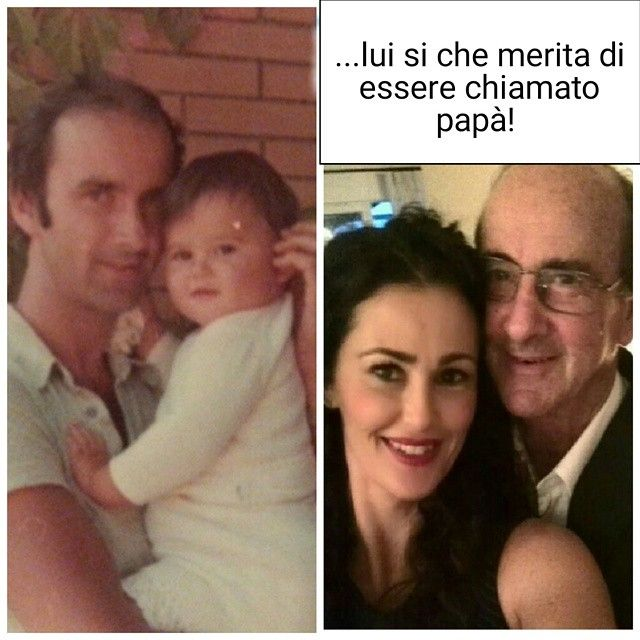 #SamanthaDeGrenet Samantha de Grenet: 19 marzo,festa del papà. Ogni uomo può essere padre. Ci vuole una persona speciale per essere un papà. Any man can be a father . It takes a special person to be a dad .