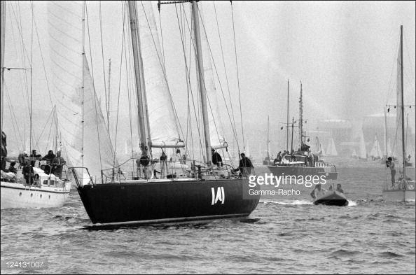 Photo d'actualité : Plymouth/Newport, single handed transatlantic...