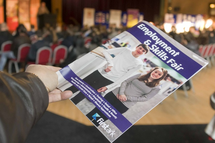 Brochure of the event. Click here to find out more about jobs and training opportunities.
