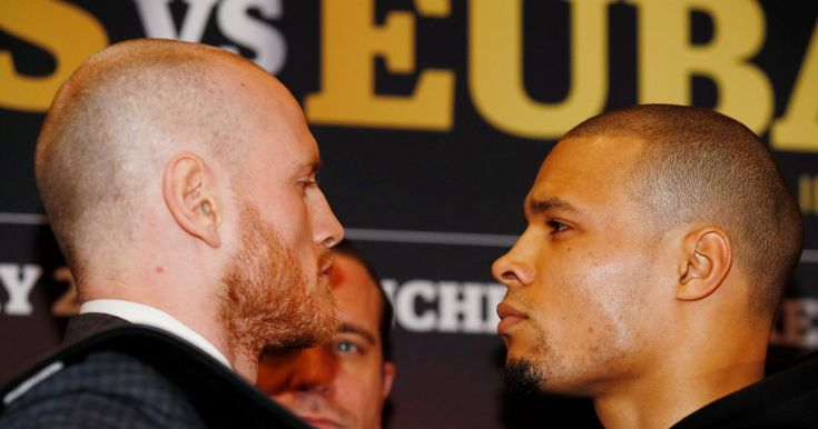 George Groves vs Chris Eubank Jr weigh-in LIVE: Super-middleweights hit the scales in Manchester #Boxing #ChrisEubankJr #allthebelts #boxing