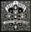 """Official Guns N Roses silk screened cotton bandana featuring Appetite design.  Bandana measures 21.5"""" (54cm) X 21.5 """" (54cm), perfect for head wear or as a banner for your wall"""