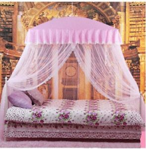 Mosquito Net Bed Canopy Pink Princess Bedding Fits Twin Queen King | eBay & The 25+ best Mosquito net ideas on Pinterest | Window screens diy ...
