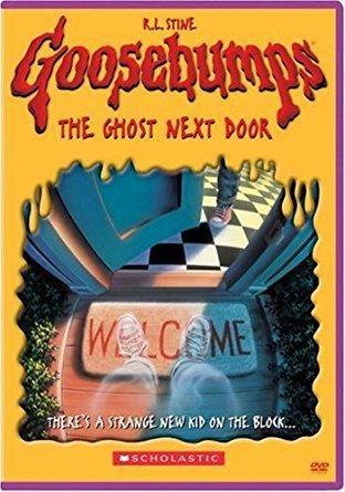 R.L. Stine & Kathryn Short - Goose Bumps: The Ghost Next Door