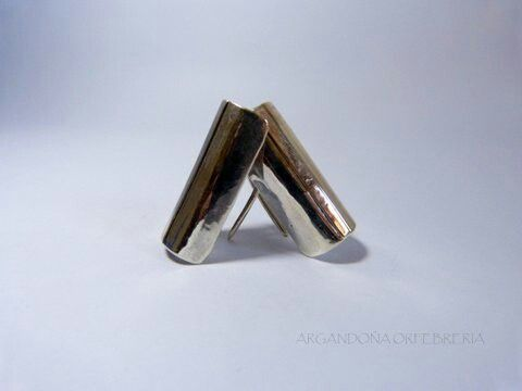 Earrings, silver 9.50 Maya