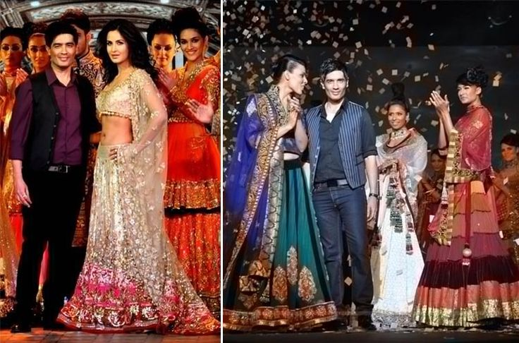 Bridal Designer Collections by Manish Malhotra