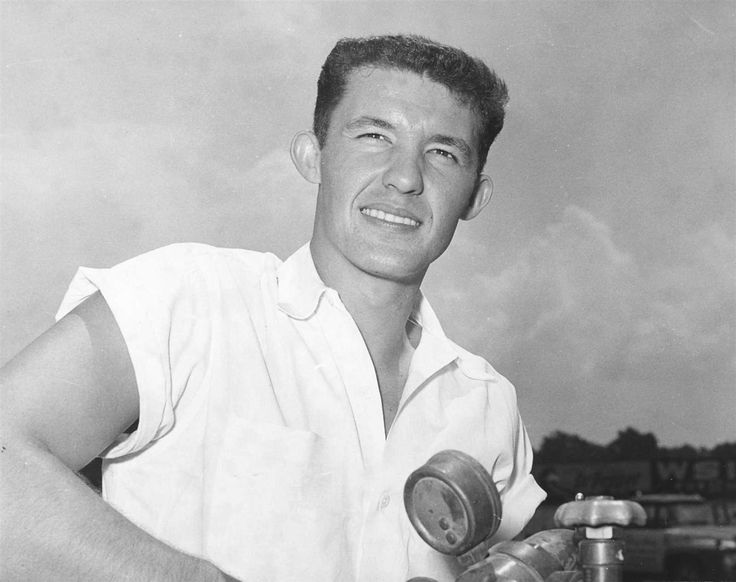 80 at 80: Victory Lane shots of 'The King' Win No. 1  Date: Feb. 28, 1960  Race: No title.   Track: Southern States Fairgrounds, .5-mile dirt track in Charlotte, N.C.   Notable: Petty won in his 35th career start in NASCAR's premier series, collecting $800 in prize money.