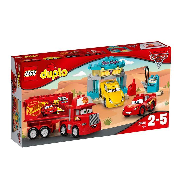 LEGO DUPLO Disney Cars - Cafeneaua lui Flo