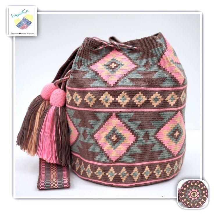 18 отметок «Нравится», 1 комментариев – Wayuu Bag …