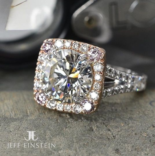 Magnificent, is the best way to describe this custom crafted ring, recently completed by our on site jewellers. . . #jeffeinsteinjewellery #doublebay #sydney #wedding #handmadejewellery #ring #engaged #diamonds #fashion #marryme #jewelry #jewellery