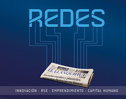 """Check out new work on my @Behance portfolio: """"Suplemento REDES """" http://on.be.net/1Igj6Vq"""