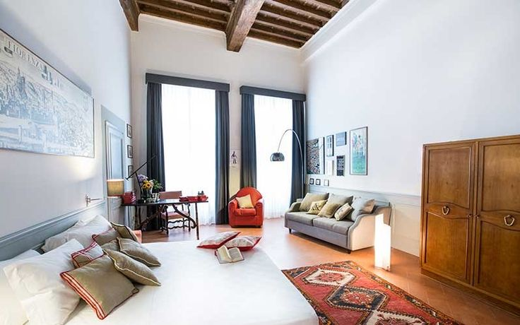 Soprarno, rétro chic à Florence - Dailybedroom