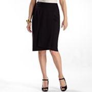 Worthington® Wrap Skirt – Petite