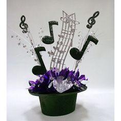 centro de mesa musica - Pesquisa Google