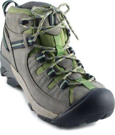 KEEN Women's Targhee II Mid Hiking Boots GoatCrown Blue 11