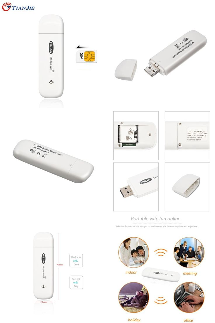 [Visit to Buy]   3G wifi router Mifi Dongle Mini Wireless USB Hotspot Similar with E355 3G WiFi Modem Router with SIM Card Slot   #Advertisement