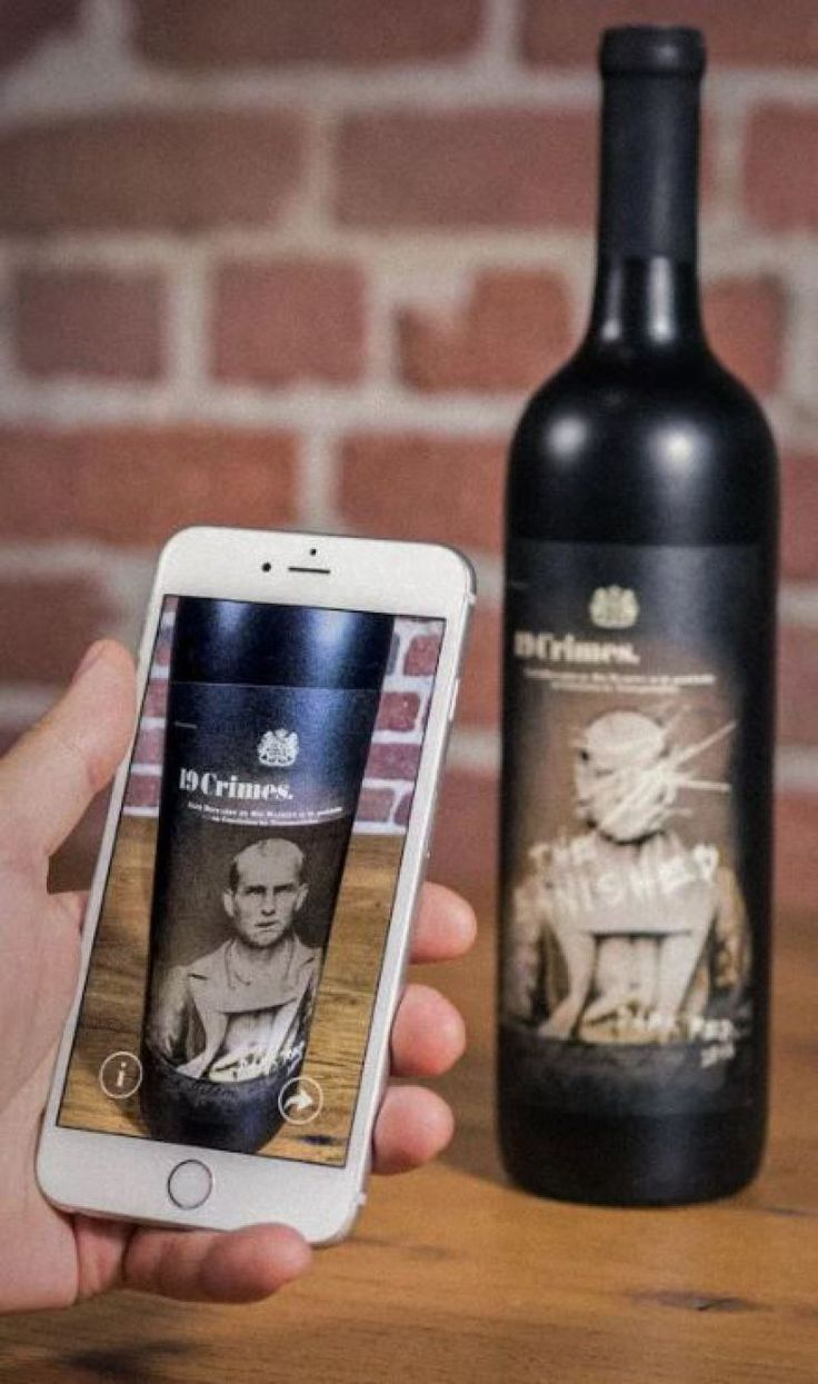 19 Crimes Australia Red Wine – Novelty Gift Ideas