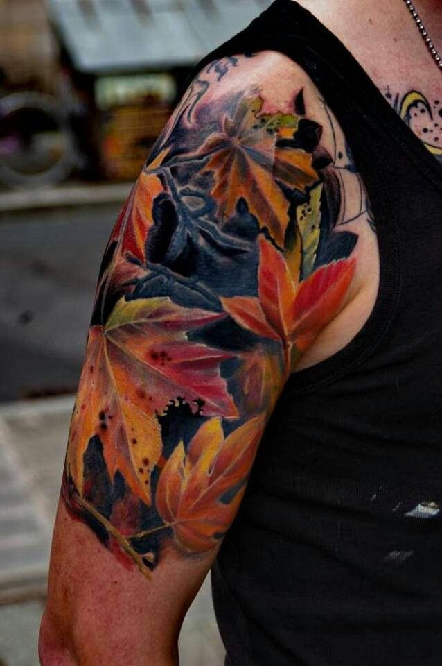 1000 images about fall foliage on pinterest autumn autumn leaves tattoo and fall leaves tattoo. Black Bedroom Furniture Sets. Home Design Ideas