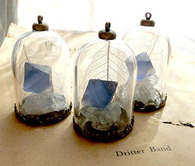 蛍石 ガラスドーム
