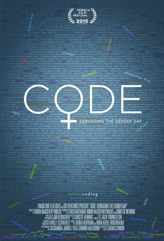 A Q&A with the director of the documentary CODE: Debugging the Gender Gap,  which looks at the cultural reasons behind the male-dominated world of  software ...