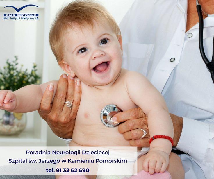 EMC Szpitale: Poradnia Neurologii Dziecięcej w Szpitalu św. Jerzego w Kamieniu Pomorskim #emc #emcszpitale