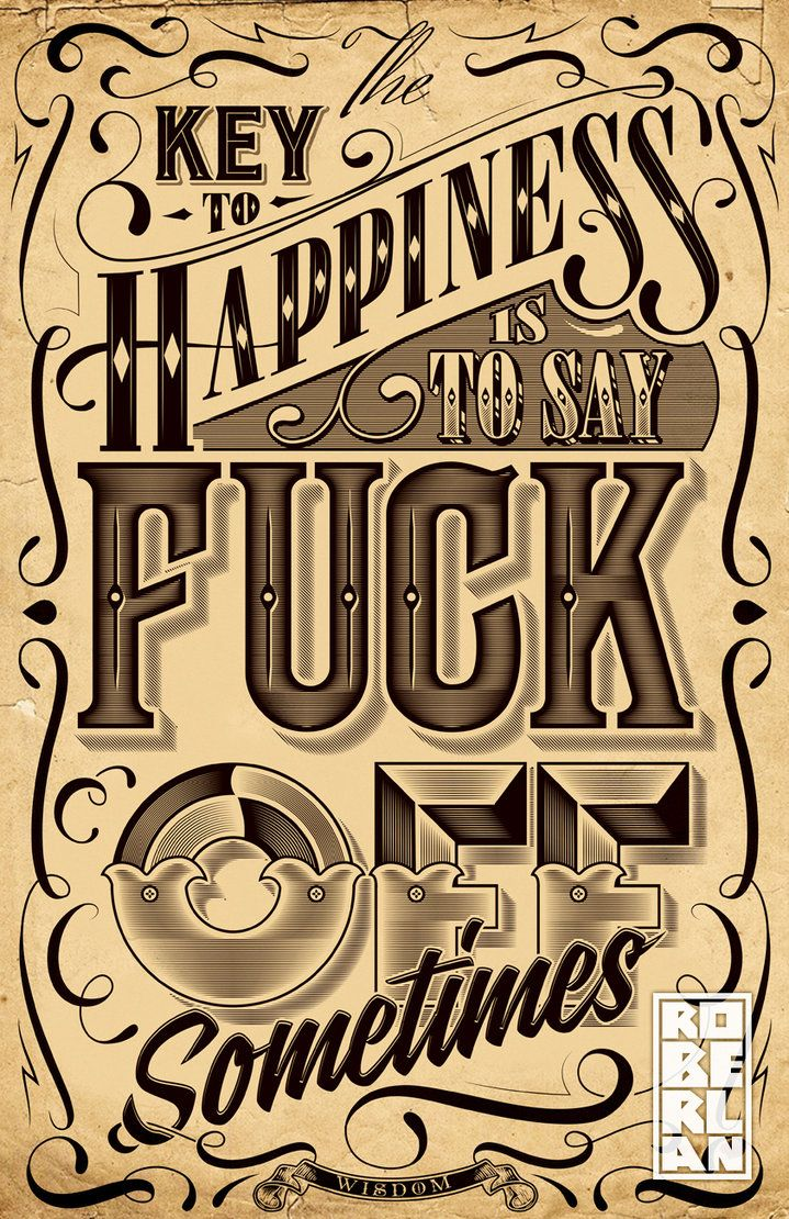 Work of Roberlan Borges, really great lettering!